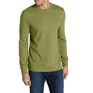 Eddie Bauer • Long Sleeve Pocket T Shirt